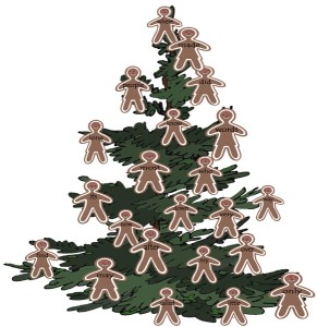 gingerbread-tree